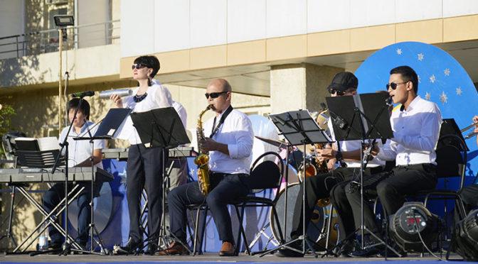 Музыкальное рандеву эстрадно-духового оркестра