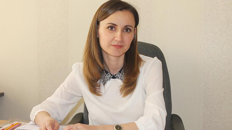 Оксана Гертер:  «Мы с детства приучаем ребят к искусству»
