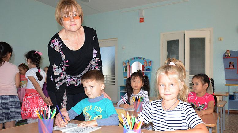 Галина Архипова: «Для воспитателя главное  – любить детей»